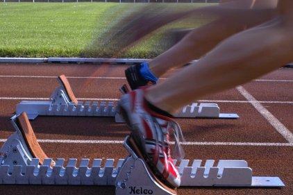 100m / 200m / 400m Sprint - Athletics