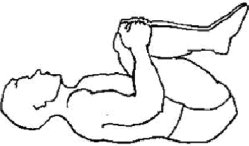 Hamstring Relaxing Stretch
